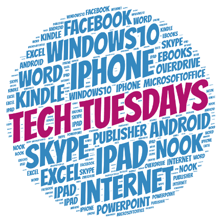 Library Tech Tuesday