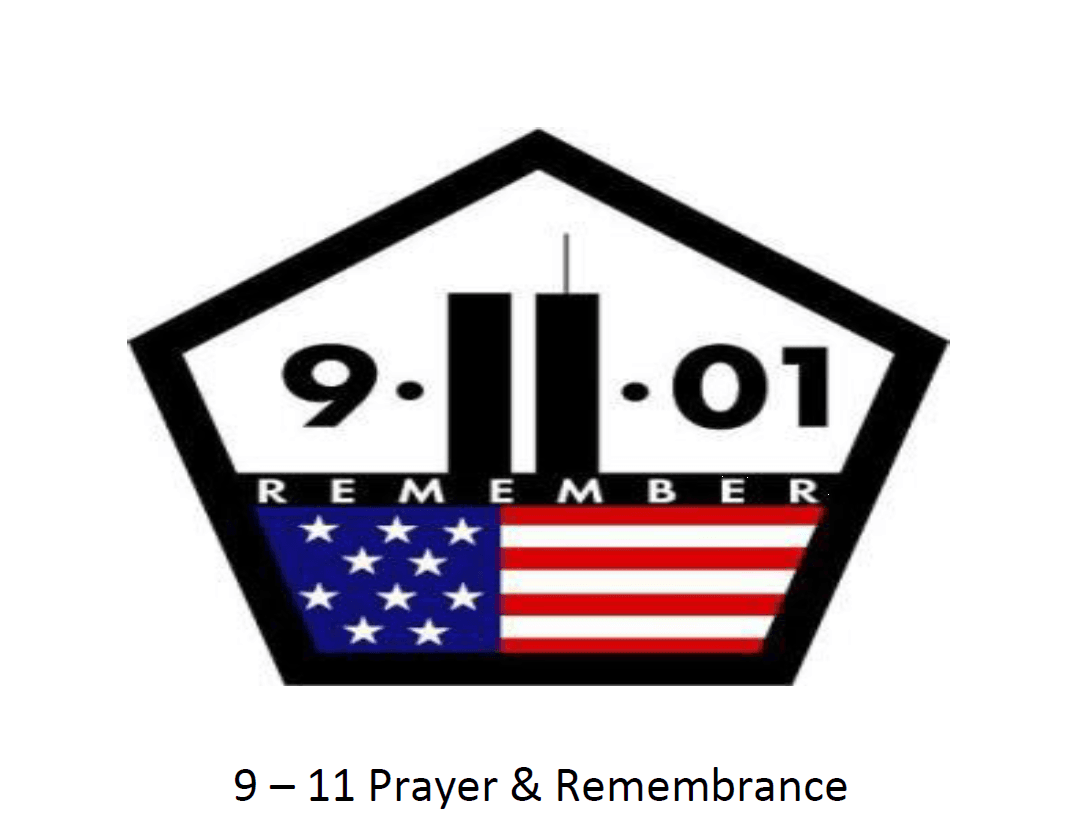 9-11 Prayer and Remembrance