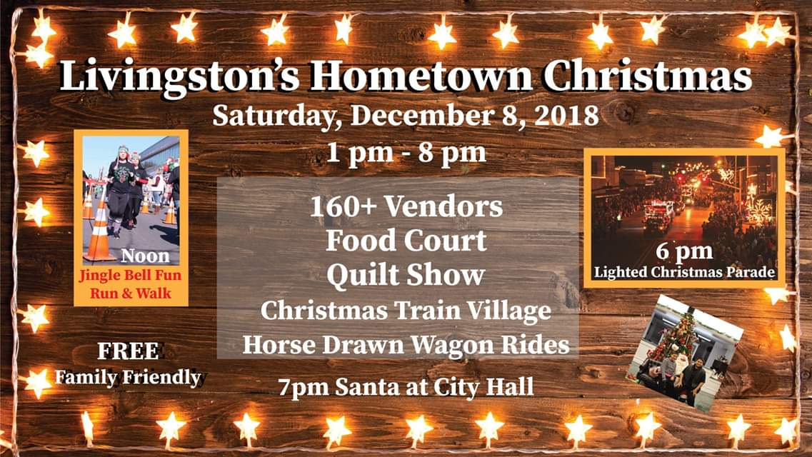Livingston Hometown Christmas 2018