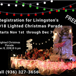 Livingston Lighted Christmas Parade 2018