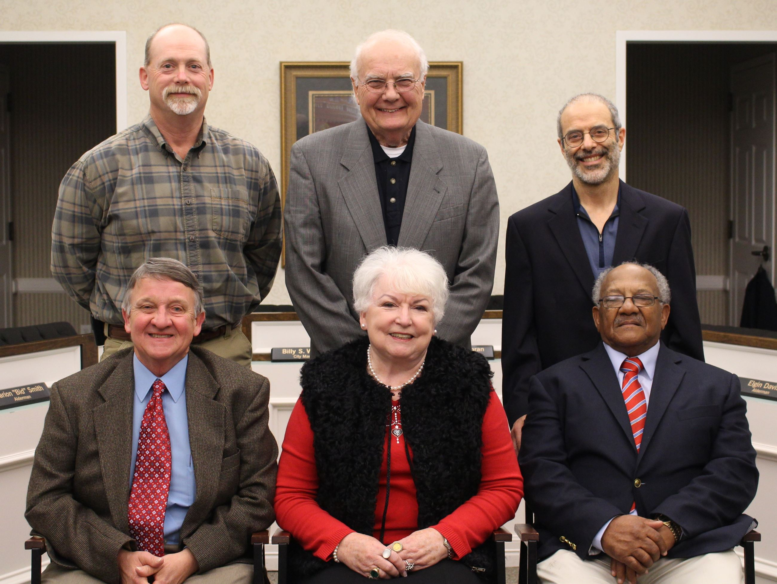 City of Livingston City Council