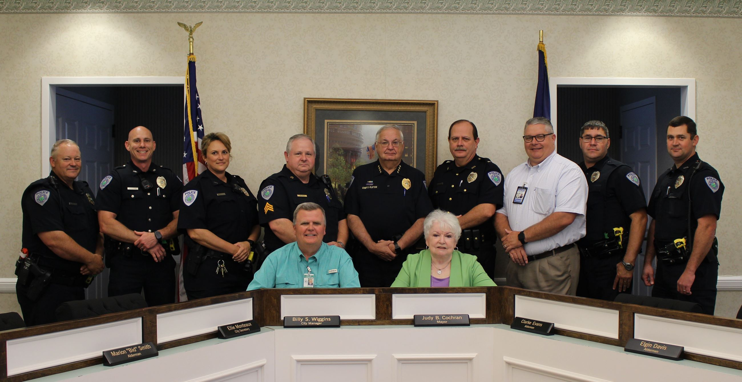 Police Week 2019 Proclamation 5-8-19