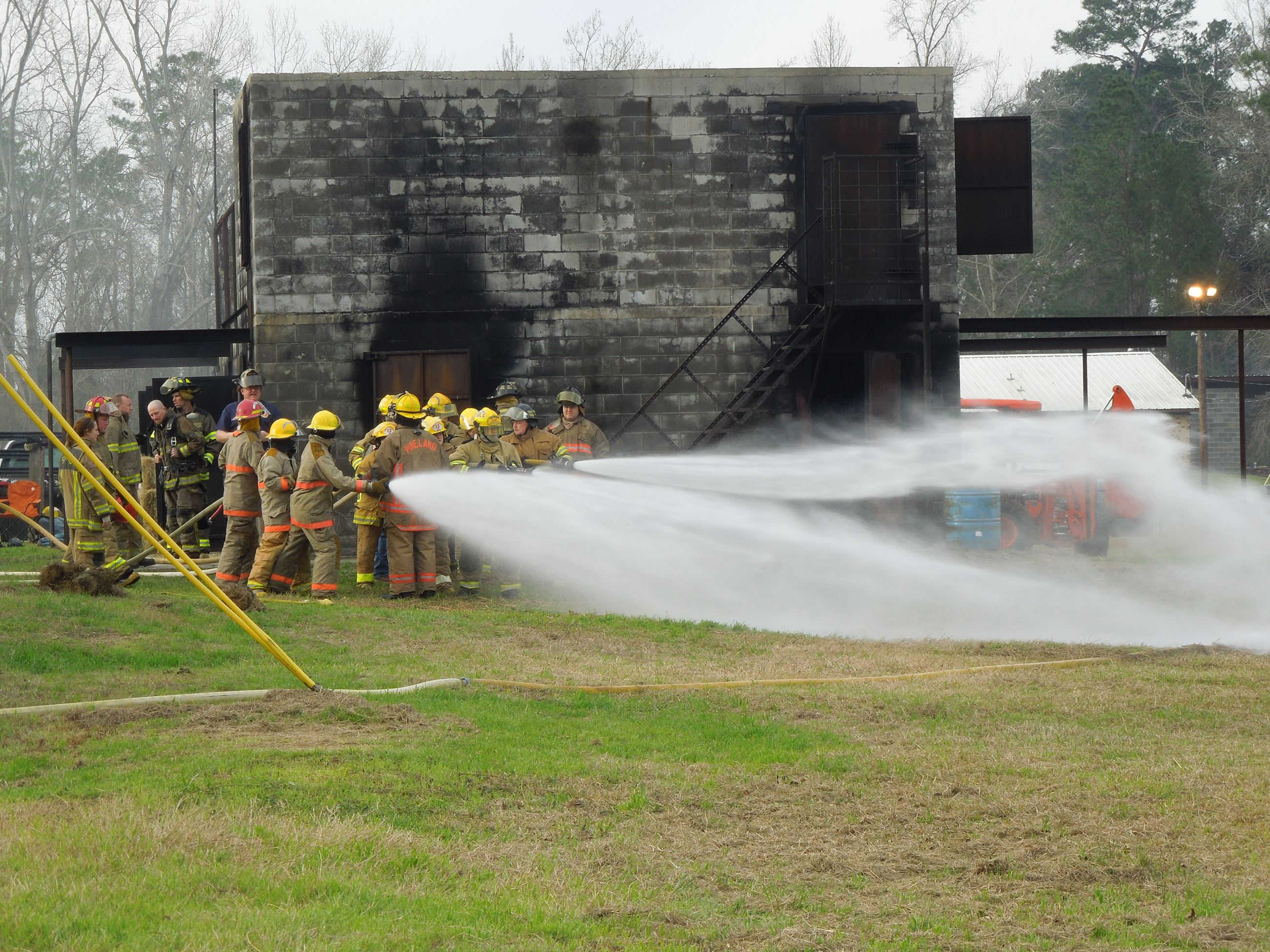 Livingston Fire School